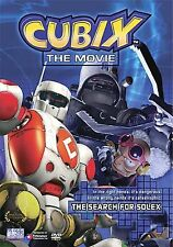 Cubix - The Movie: The Search for Solex (DVD, 2004)