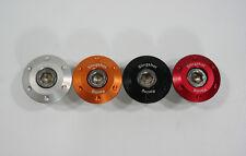 19mm New Frame Plug For Ducati 748 916 996 998 848 1098 100% CNC Billet Aluminum