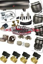 64-72 Chevelle, El Camino, GTO, LeMans, Tempest, A-Body Air Ride Suspension Kit