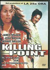DVD Killing Point