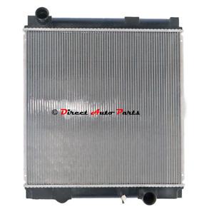 *NEW* RADIATOR for MITSUBISHI CANTER FUSO FE 7/8 84D EURO 2007- MT (525/518/48)
