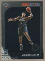 Zion Williamson 2019-20 NBA Hoops Premium Rookie Variation #258 Pelicans