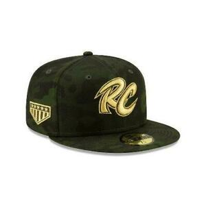 New Era Armed Forces Day Sacramento river Cats 59FIFTY Cap/Hat 7 3/8 NEW