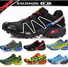 Salomon Speedcross 3 Scarpe Uomo Donna da Corsa Trail Trekking Outdoor ORIGINALI