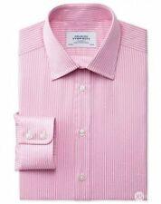 Charles Tyrwhitt Striped Button Cuff Formal Shirts for Men