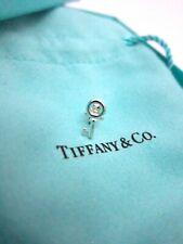 NEW Tiffany & Co. Sterling Silver Mini Key Single Earring NWT
