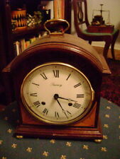 QUINCY Wooden Bracket Clock imported from England