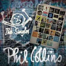 PHIL COLLINS - The Singles (2 CD Set Free UK P&P)