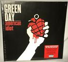 LP GREEN DAY American Idiot LTD 2LP 180g R/W/B Colored Vinyl NEW MINT SEALED