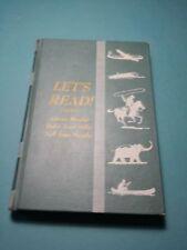 Let's Read School Reader/Text Book - Teacher's Edition-1953-Murphey/Miller (D1)