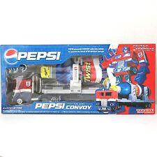 RARE 2005 Takara Transformers Pepsi Convoy Twist G1 Optimus Prime