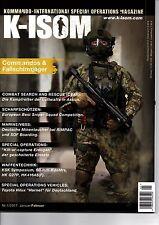 K-ISOM 1/2017 Special Operations Magazin Kommando Spezialkräfte NEU