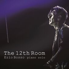 EZIO BOSSO - THE 12th ROOM piano solo - 2CD NUOVO SIGILLATO