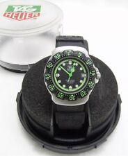 TAG HEUER F1, formula 1, professional 200m,BK-GREEN, midsize-diver,quartz,+BOX