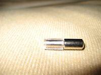 10 Glasbodenträger / Regalbodenträger 5mm x 18mm