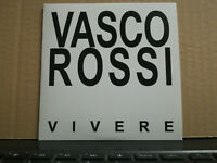 VASCO ROSSI - VIVERE - cds  singolo cardsleeve  NUOVO 2007 -