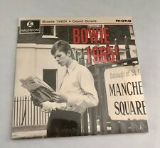 """David Bowie- Bowie 1965!  7"""" Vinyl Record Store Day 45 RPM RSD"""