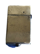 Antique Automatic Pocket Cigarette Lighter By Hahway, Circa 1916 Germany