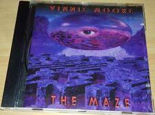 Vinnie Moore - Maze (1999) CD. VGC, FREEPOST!