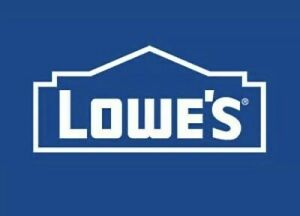 Lowe's 10% off up to $500 Off Exp 1/31/21 Use ONLINE OR IN STORE FAST DELIVEY!!