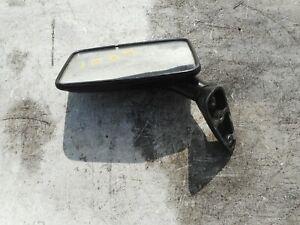 PORSCHE 911 912 930 LEFT DOOR MIRROR 91173101300 SQUARE