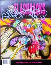 GHOST Flashbacksmagazine.com SIGNED By GHOST QUIK/DAZE/TAKI/CES/FUTURA2000/PHAZE