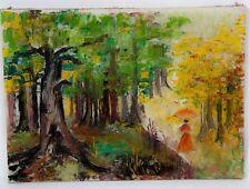 Inconnu (1960) - Promenade en forêt.