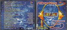 CD ALBERTINO presenta DEEJAY PARADE 5 mixato da Fargetta