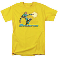 SINESTRO DC Comics Licensed Adult T-Shirt All Sizes