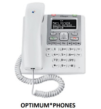 NEW BT PARAGON 550 CORDED PHONE WITH ANSWERING MACHINE