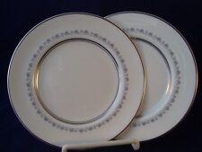 Royal Doulton Tiara 2 Bread Dessert Plates England H. 4915 Retired Bone China