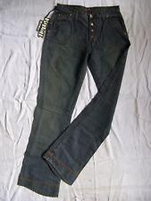 Killah by Miss Sixty Blue Jeans W28/L32 Denim medium waist slim fit flare leg