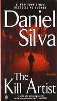 The Kill Artist Mass Market Paperbound Daniel Silva