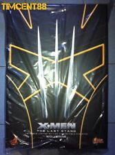 Hot Toys X-Men Last Stand 1/6 Wolverine Hugh Jackson Marvel Figure