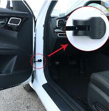 Car Door Stop Cover Protector Decoration Black for Kia Soul Sorento Sportage