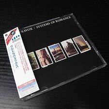 Ultravox - Systems Of Romance JAPAN CD+Bonus Track W/OBI UICY-3387 #117-1