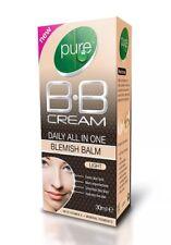 ! nuevo! Pura Crema B.B diario Bálsamo Defecto Todo en Uno Con Vitamina E * luz * 30 Ml