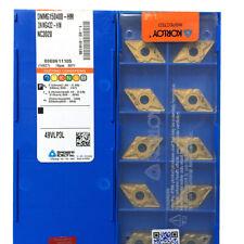 H●KORLOY DNMG150408-HM Carbide Inserts CNC TOOL