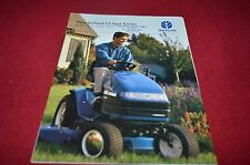 New holland ls45 ebay new holland ls25 ls35 ls45 ls55 lawn garden tractor dealers brochure yabe11 sciox Choice Image