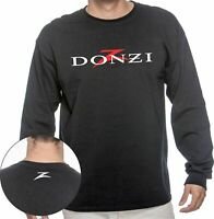 DONZI BOATS LONG SLEEVE T-SHIRT - FISHING MARINE SHIRT