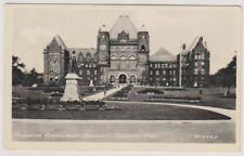 Canada postcard - Provincial Parliament Buildings, Toronto (A279)
