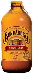 Bundaberg Ginger Beer (12 x 0,375 Liter Flaschen)