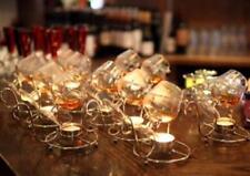 Brandy Warmer Stand Only Brandy Cognac Snifter Silver with Tea light Bar Pub