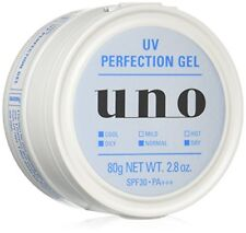 Shiseido Uno UV Perfection Gel 80g Men's Skin Care All-in-One SPF30 PA+++ Japan*