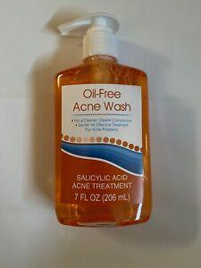 Oil-free Acne Wash 7fl Oz 206 Ml