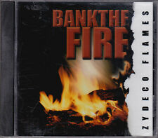 Zydeco Flames - Bank The Fire - CD (VS05 2003 Zydeco Flames Brand New Sealed)