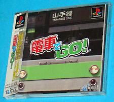 Densha De Go! - Sony Playstation - PS1 PSX - JAP Japan