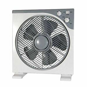 "12"" Oscillating Box Fan"