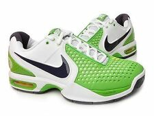 Nike Air Max Court Ballistec 3.3 White Green Tennis Shoes 429985-100 Men's 11