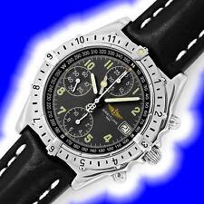 Runde mechanisch - (automatische) Breitling Armbanduhren